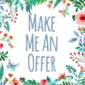 Other - Reasonable offers accepted! 💜